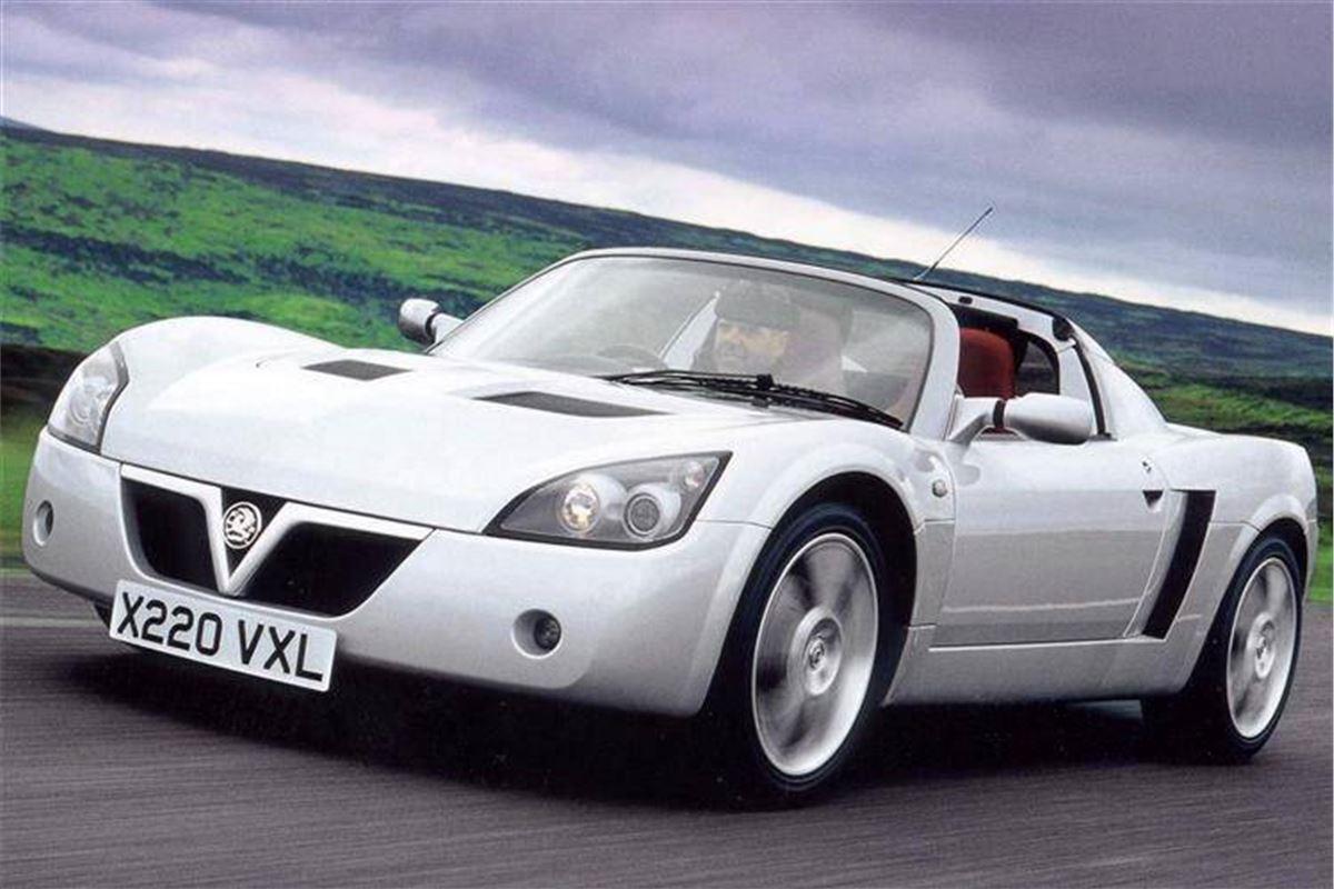 Future Classic Friday Vauxhall Vx220 Honest John Sports Car