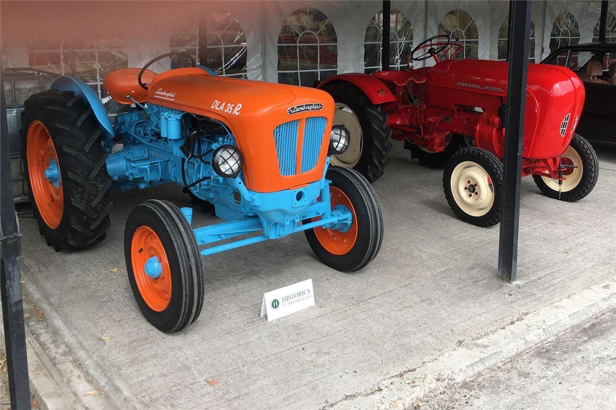 Historics 7th July Brooklands Classic Car Auction Preview     Honest John