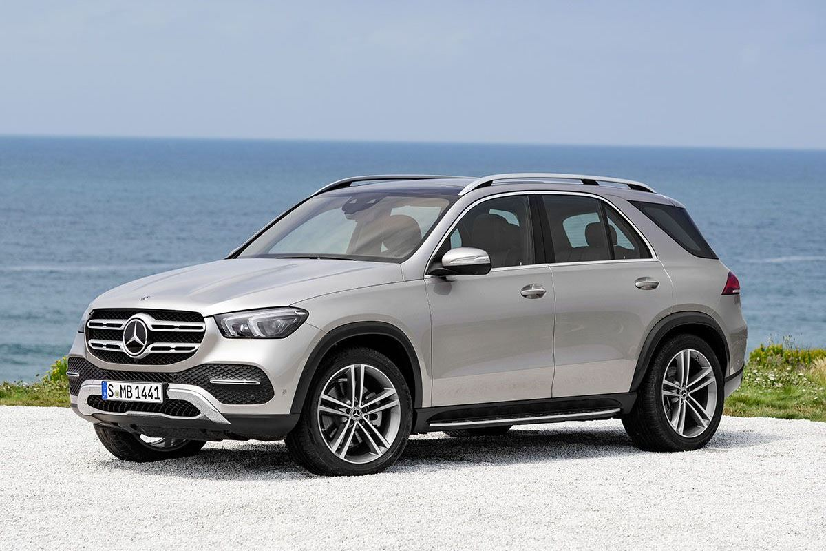 Mercedes Benz Gle Gets More Space Seven Seats And Hybrid Tech For 2019 Motoring News Honest John