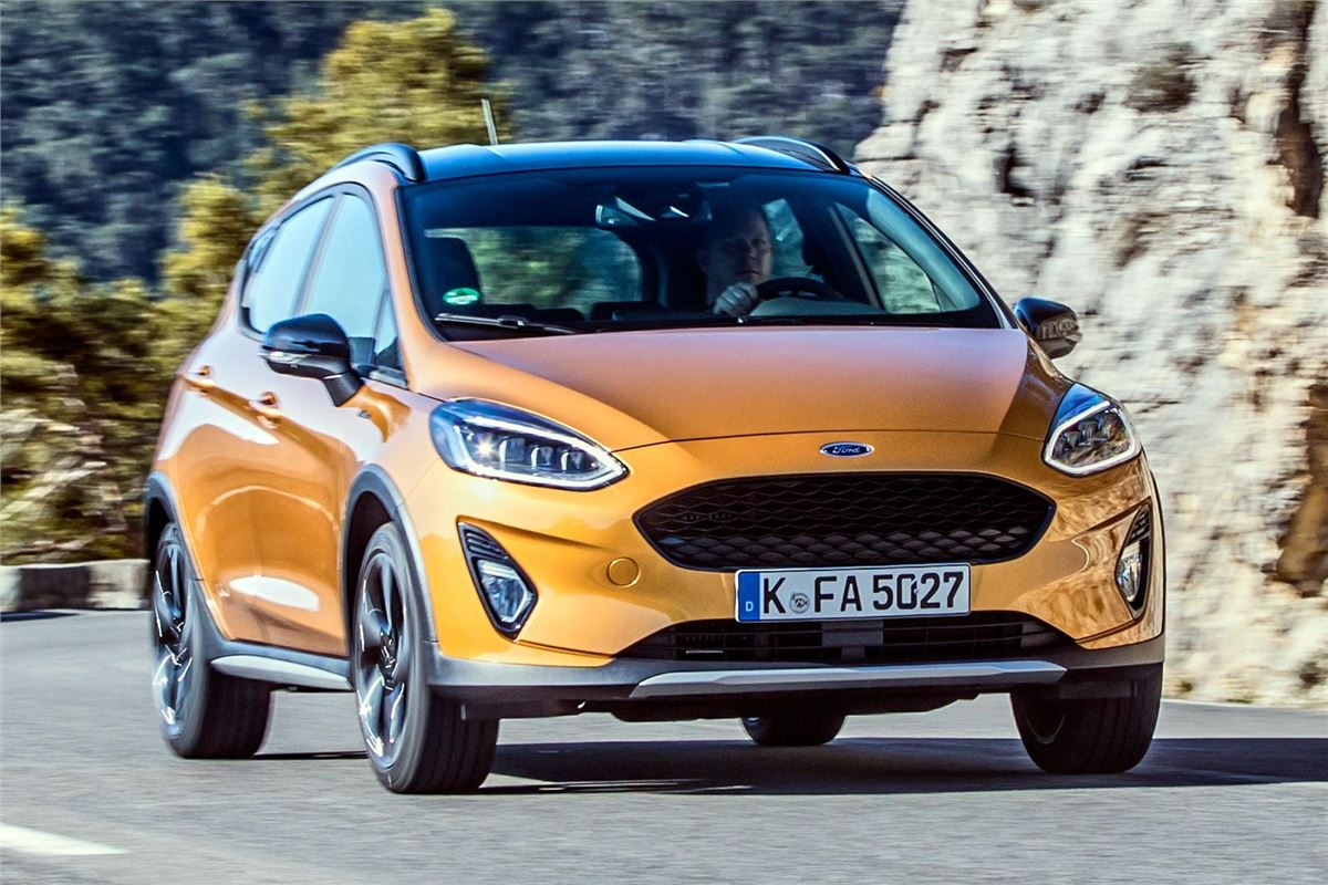 ford fiesta active 2018 car review specifications. Black Bedroom Furniture Sets. Home Design Ideas