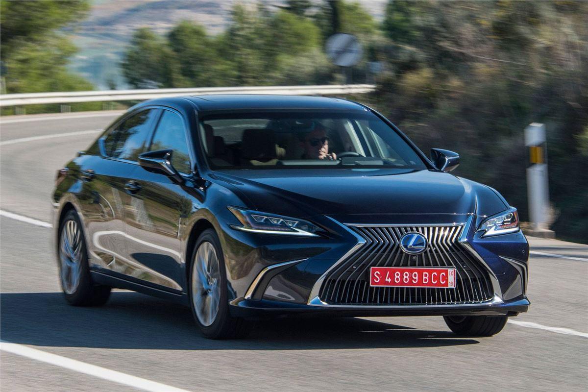 Lexus Es 300h 2019 Road Test