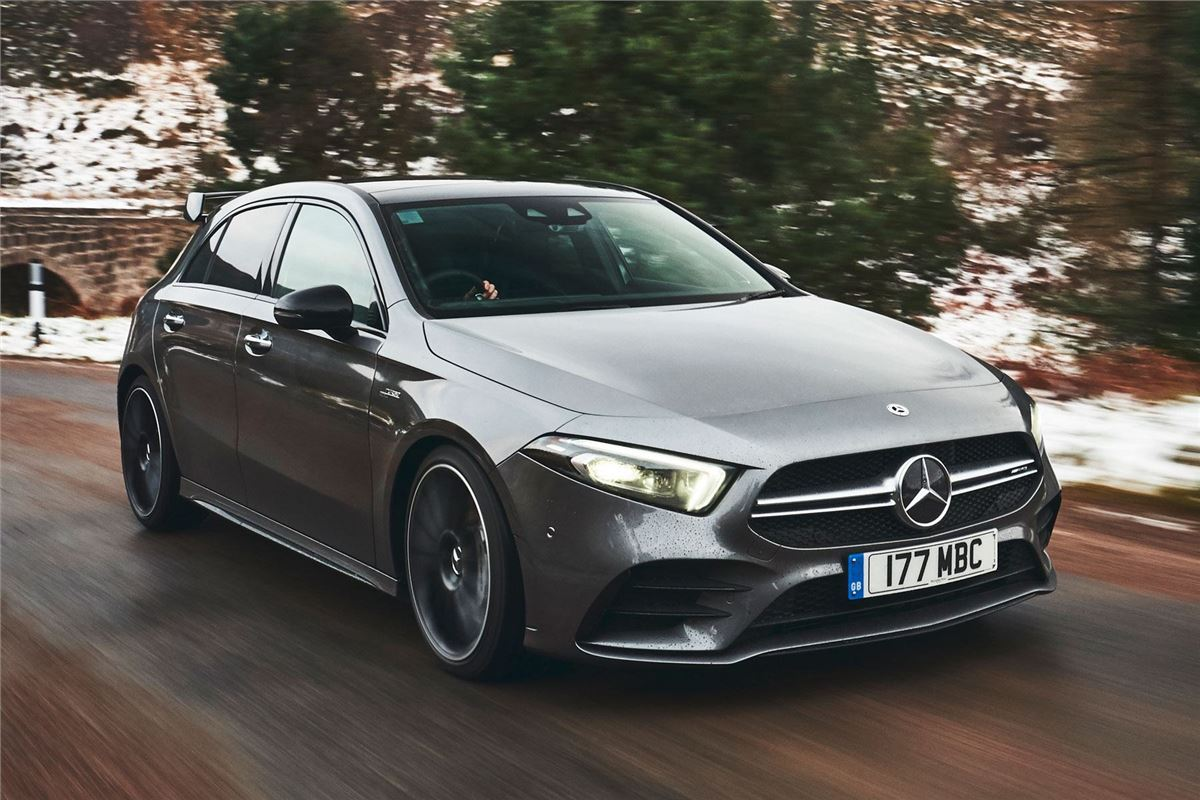 Car And Home Insurance >> Mercedes-AMG A 35 2019 Road Test | Road Tests | Honest John