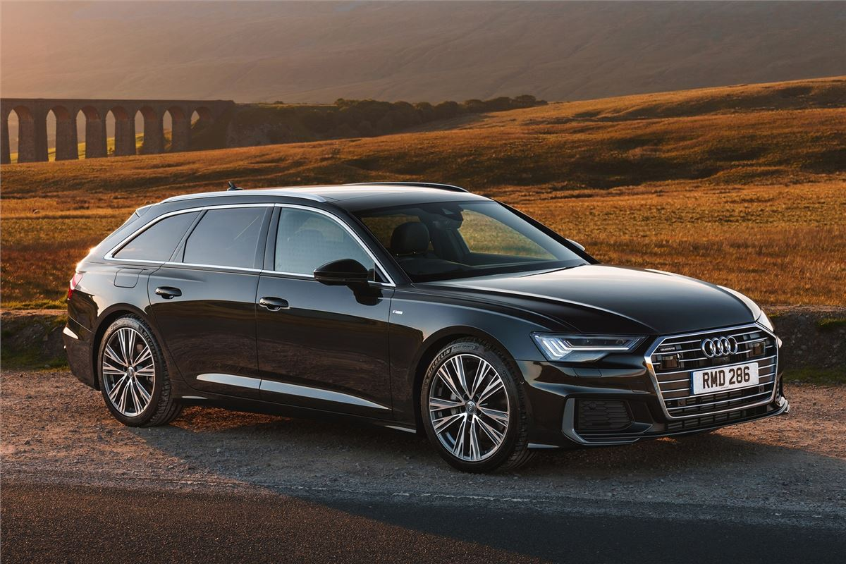 Review Audi A6 Avant 2018 Honest John