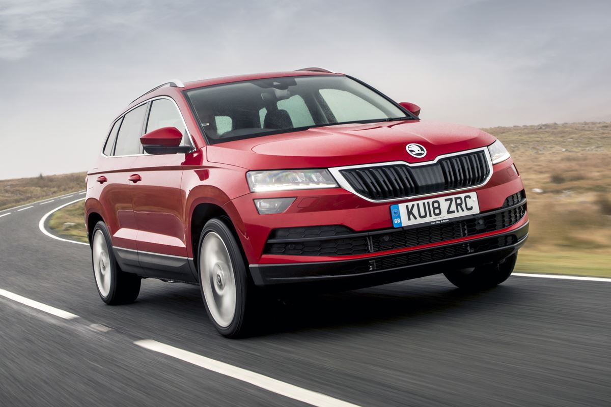 Review Skoda Karoq 2018 Honest John