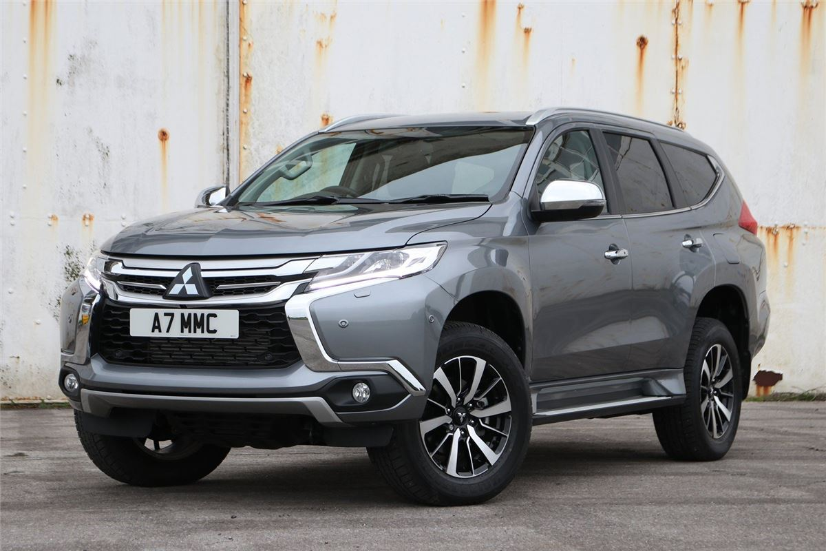 Mitsubishi Shogun Sport 2018 Car Review Honest John