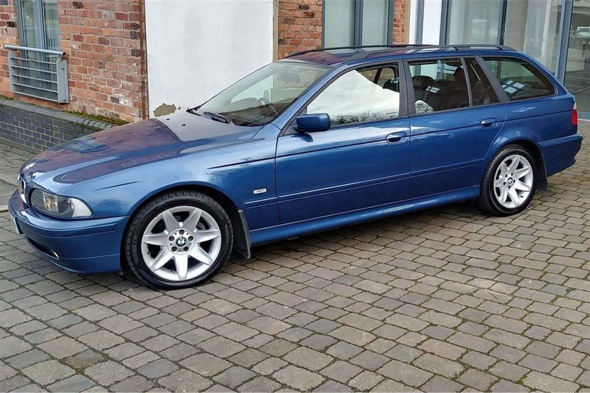 A Grand Monday Bmw E39 525d Touring Honest John