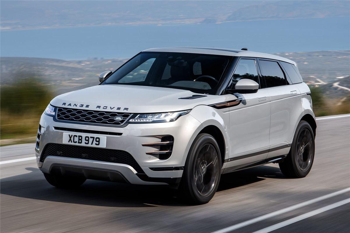 Review Land Rover Range Rover Evoque 2019 Honest John
