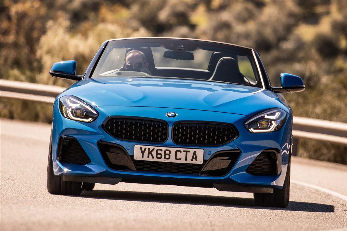 BMW Z4 sDrive20i Sport 2019 Road Test | Road Tests ...