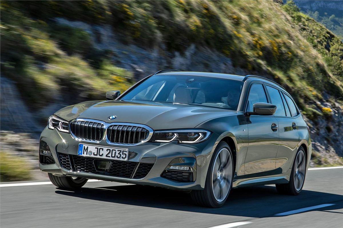 BMW 3 Series Touring 2019 - Car Review   Honest John
