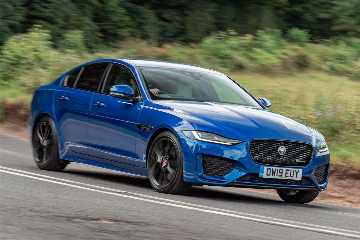 Review: Jaguar XE (2015) | Honest John