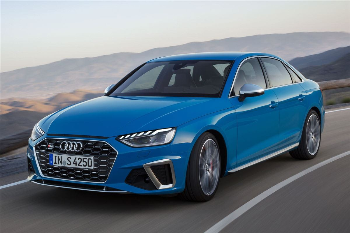 Audi S4 Test