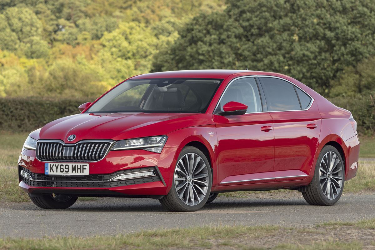 Review Skoda Superb 2015 Honest John