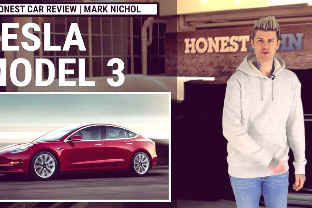 VIDEO: Tesla Model 3 review - like the future got trapped ...