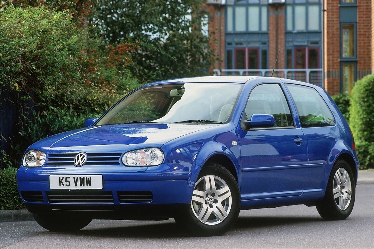 volkswagen golf iv 1998 car review honest john. Black Bedroom Furniture Sets. Home Design Ideas