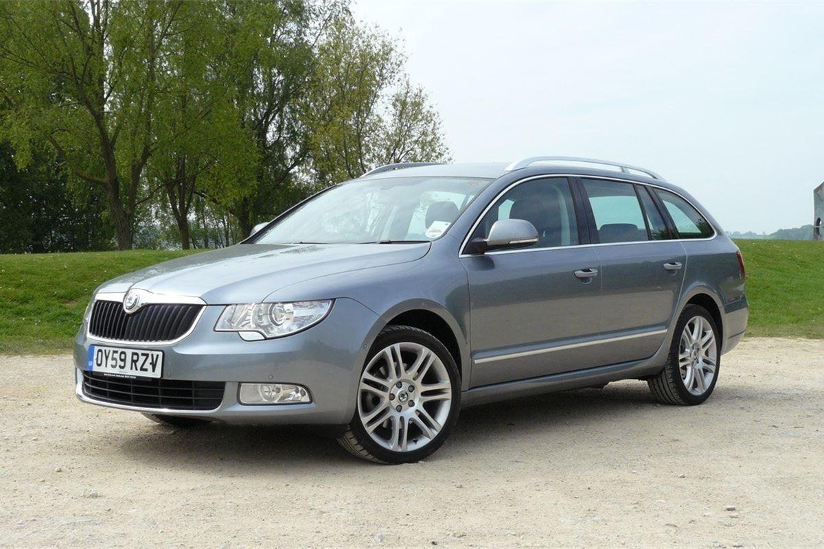 Car Sales Garages >> Skoda Superb Estate 2010 - Car Review | Honest John