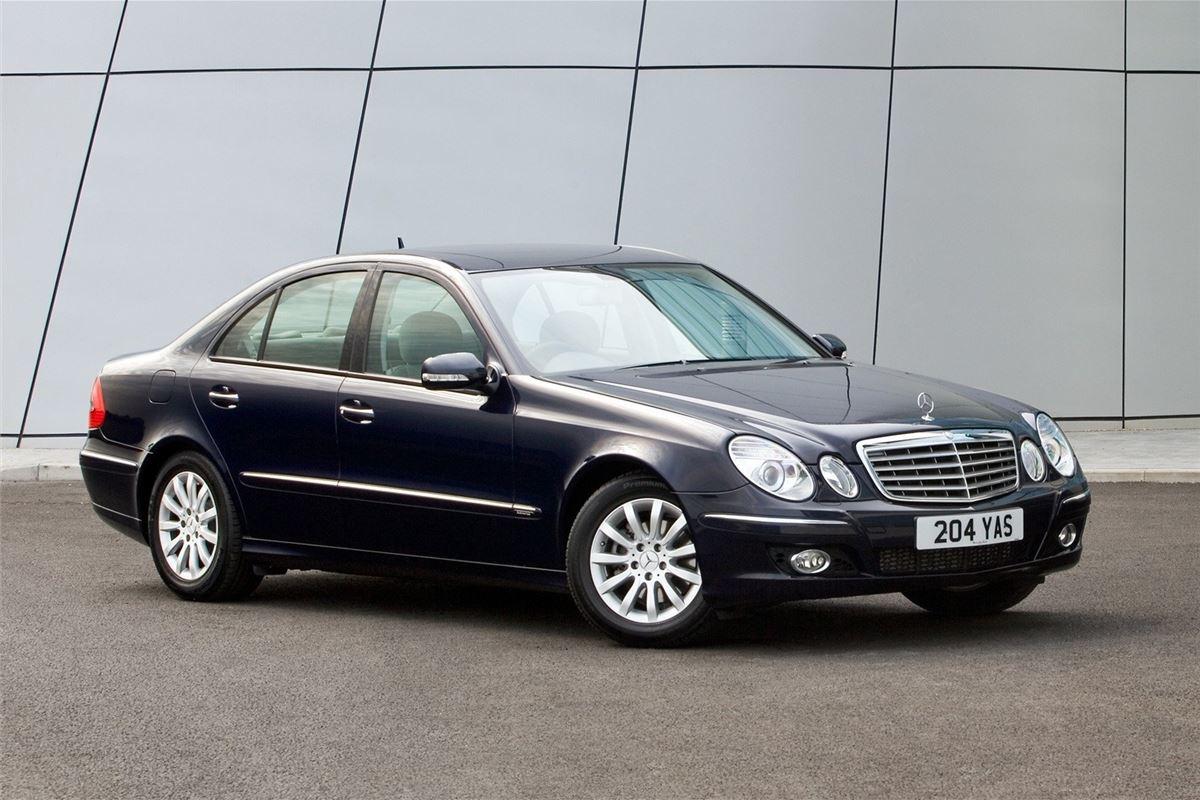 Mercedes-Benz E-Class 2002 - Car Review - Good & Bad