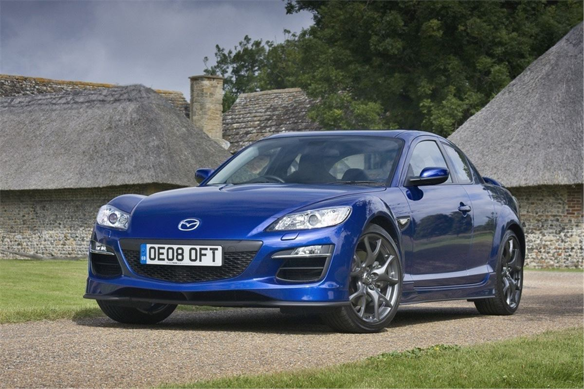 Used Mazda Rx8 >> Mazda RX8 2003 - Car Review | Honest John