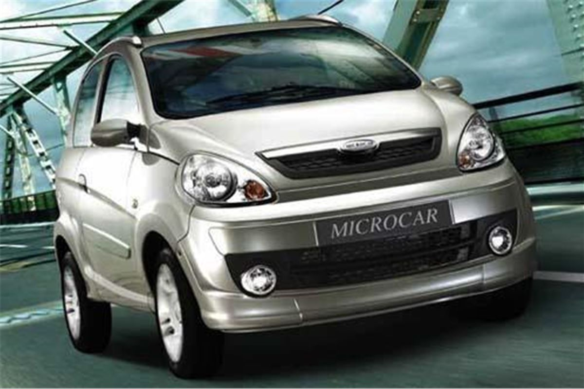 Micro Cars You Can Drive At