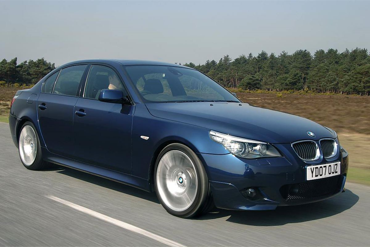 Review Bmw 5 Series 2003 2010 Honest John