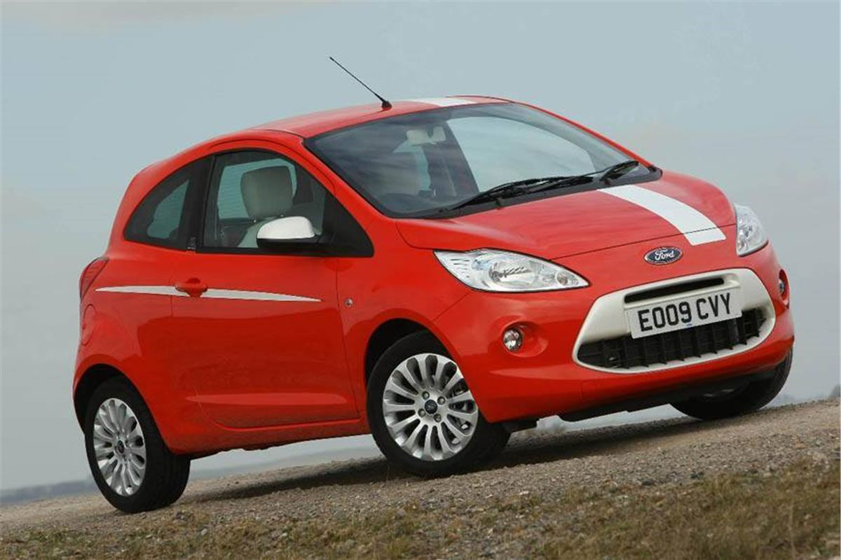 ford ka 2008 car review honest john. Black Bedroom Furniture Sets. Home Design Ideas