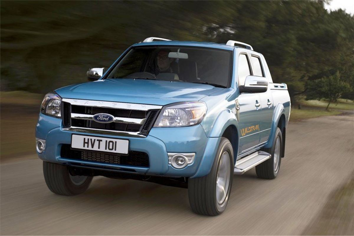 ford ranger 2006 car review honest john. Black Bedroom Furniture Sets. Home Design Ideas