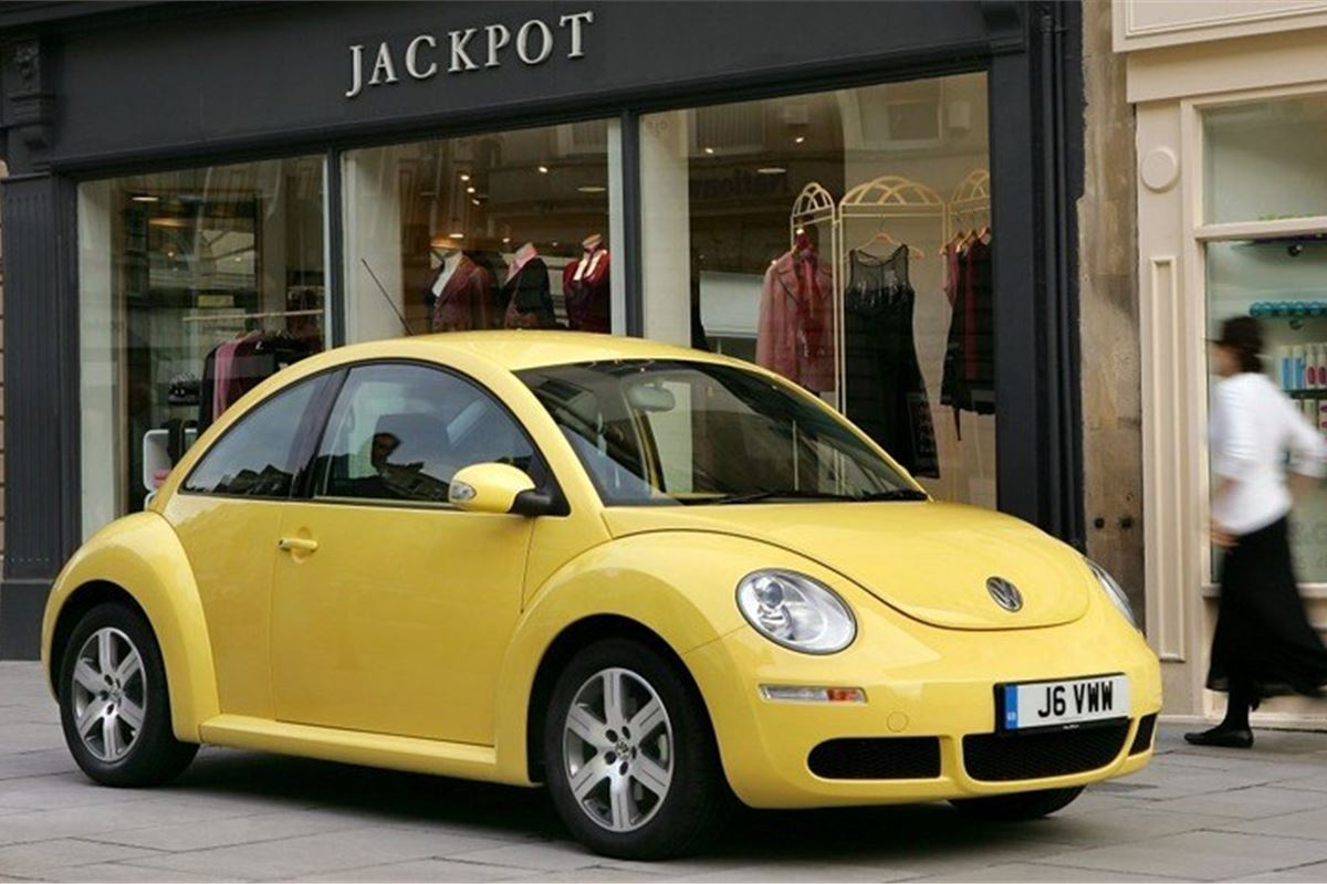 volkswagen beetle  car review honest john
