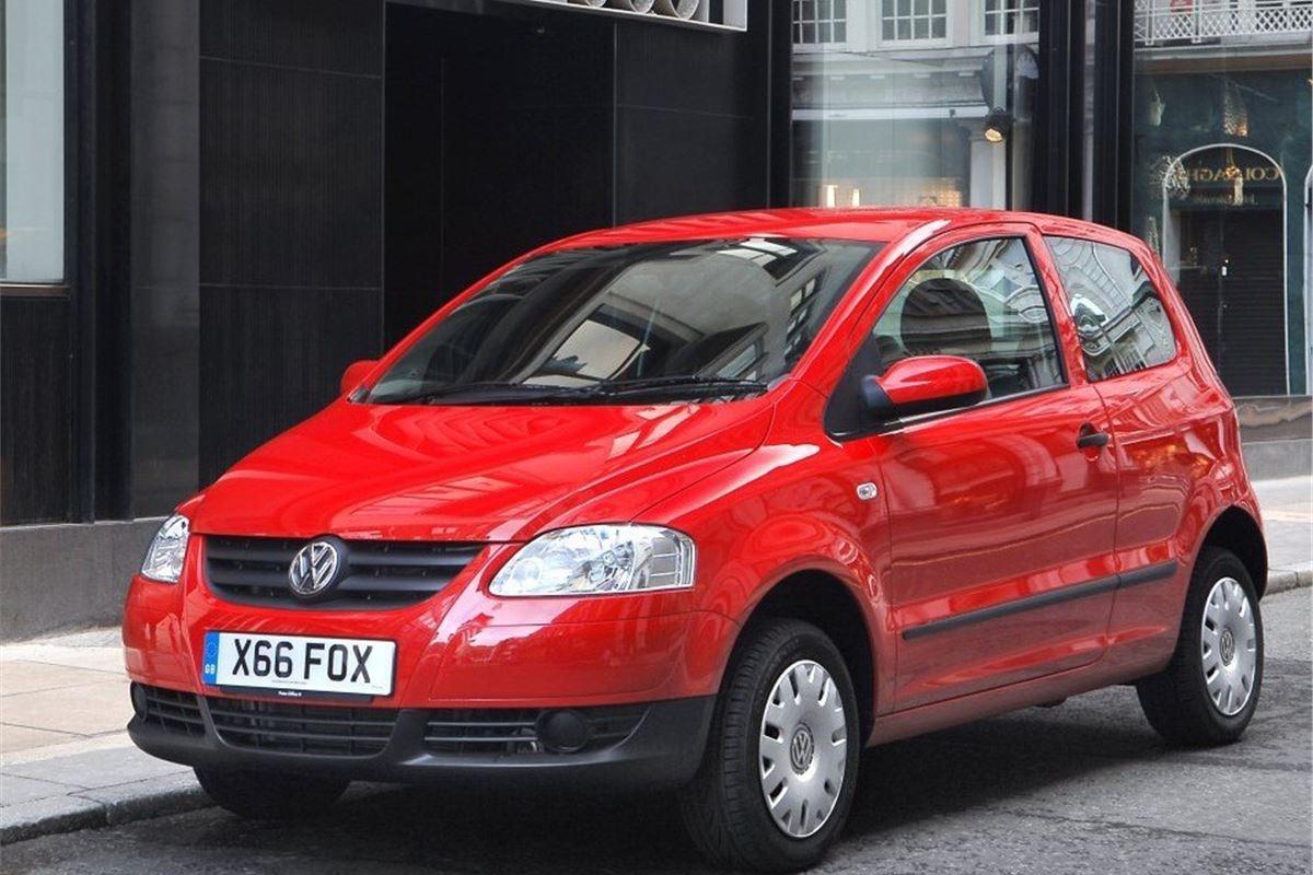 Volkswagen Fox 2006 Car Review Honest John