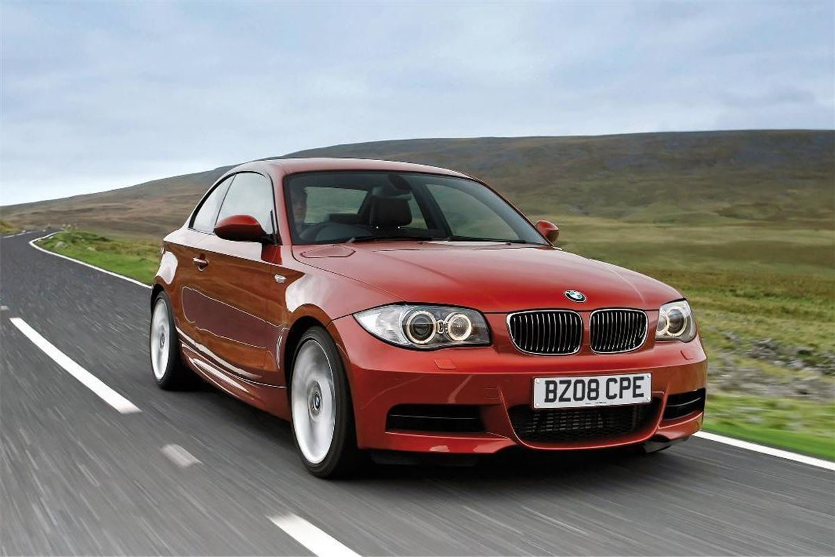 bmw 1 series e82 coupe 2008 car review honest john. Black Bedroom Furniture Sets. Home Design Ideas