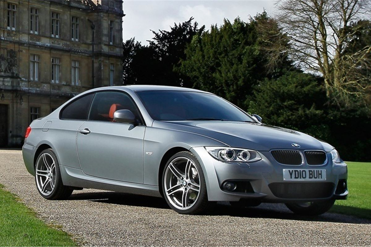 Bmw 3 series coupe 2006 car review honest john - Bmw 3 series m sport coupe ...