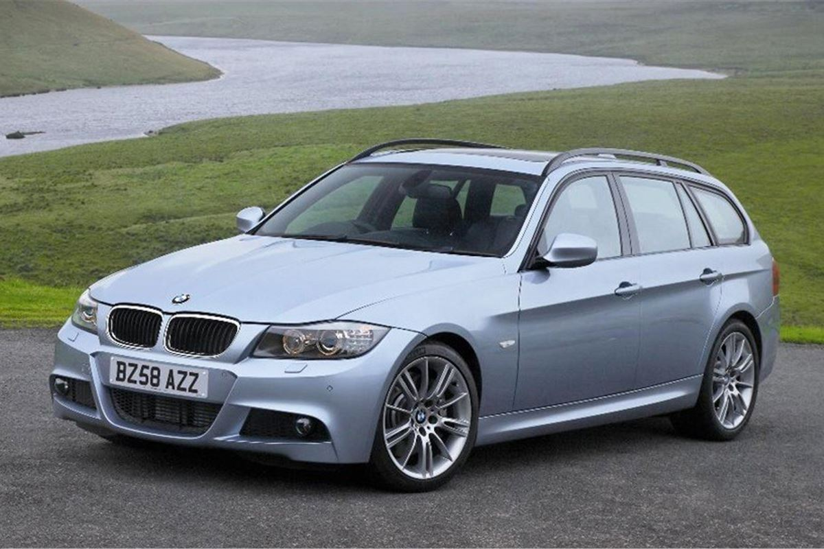 Bmw 3 Series Touring 2005 Car Review Honest John