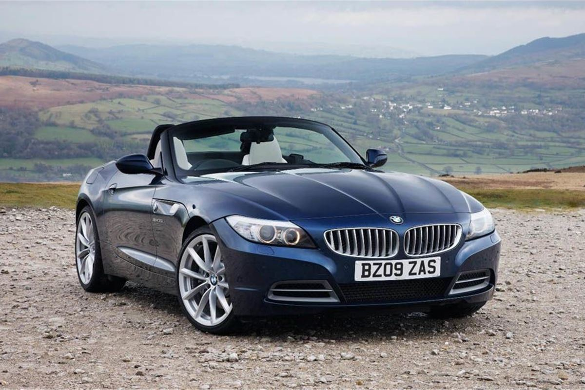 bmw z4 2009 car review honest john. Black Bedroom Furniture Sets. Home Design Ideas