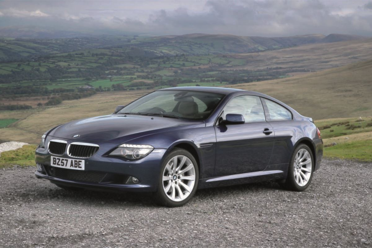Bmw 6 Series E63 64 2004 Car Review Honest John