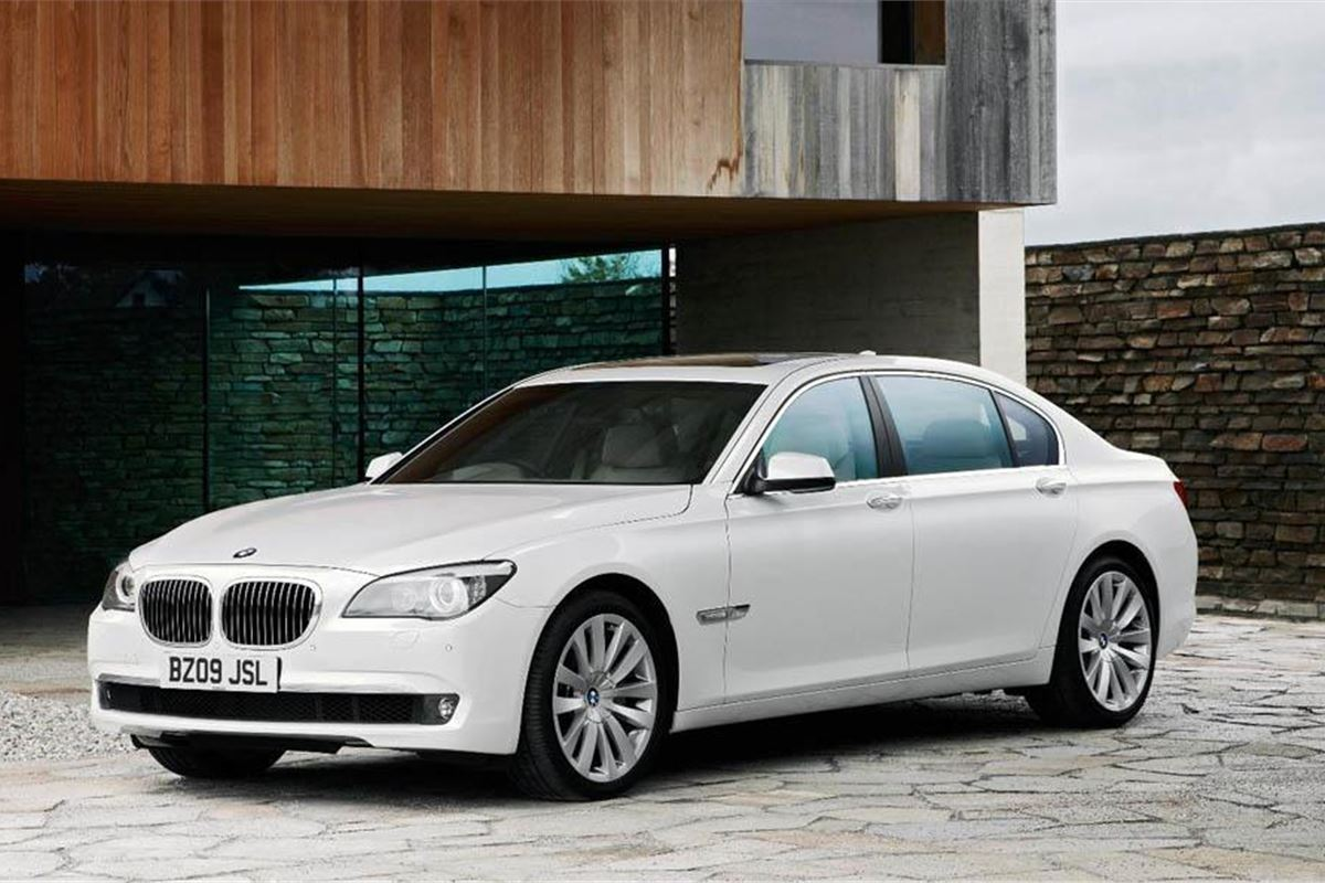 bmw 7 series 2009 car review honest john. Black Bedroom Furniture Sets. Home Design Ideas