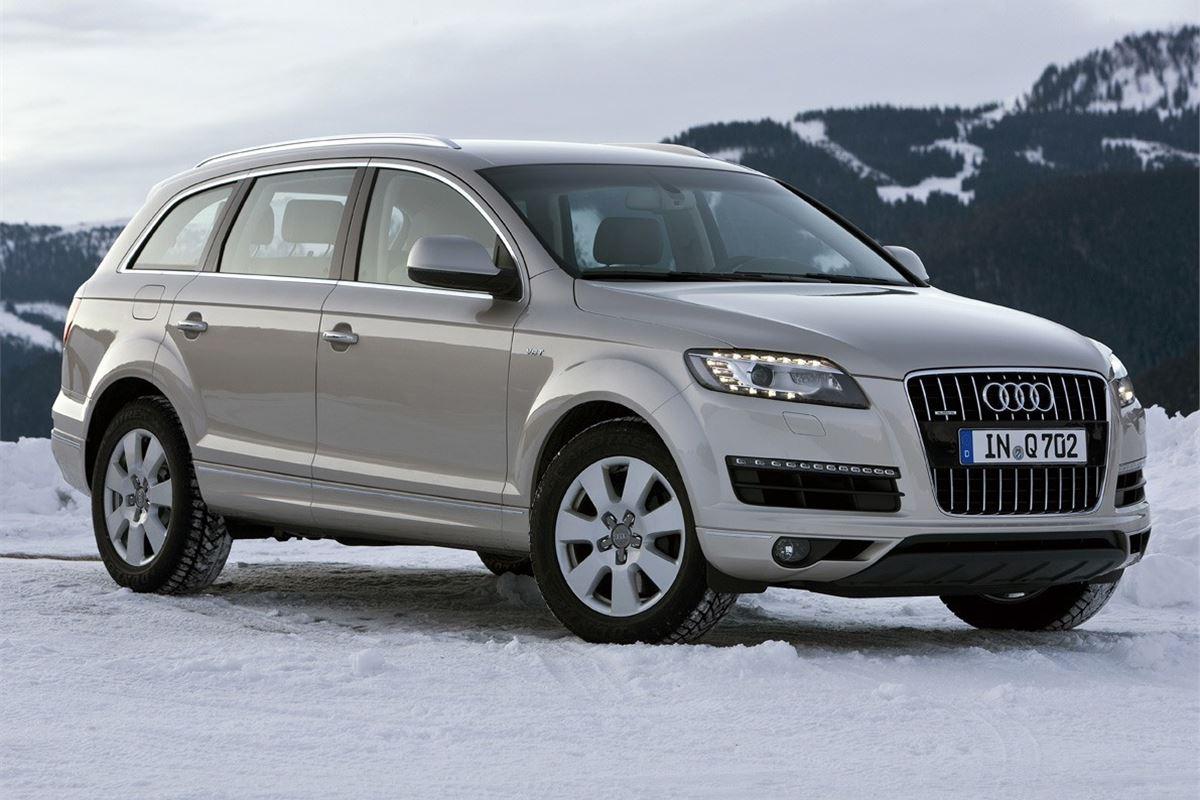 Best 8 Seater Suv >> Review: Audi Q7 (2006 – 2015) | Honest John