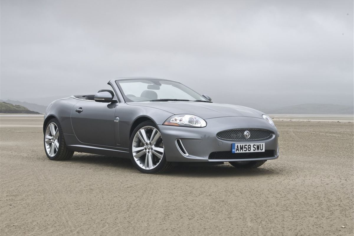 Jaguar Xk Convertible 2006 Car Review Honest John
