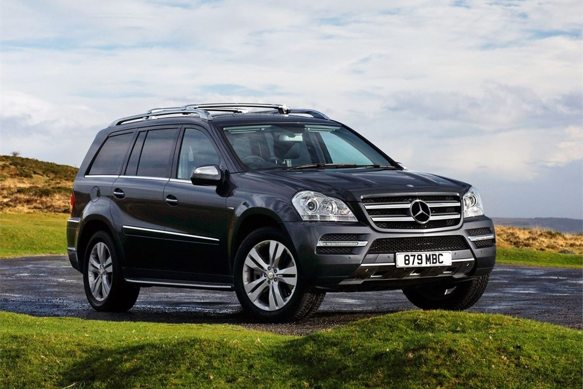 mercedes benz gl class 2006 car review honest john. Black Bedroom Furniture Sets. Home Design Ideas