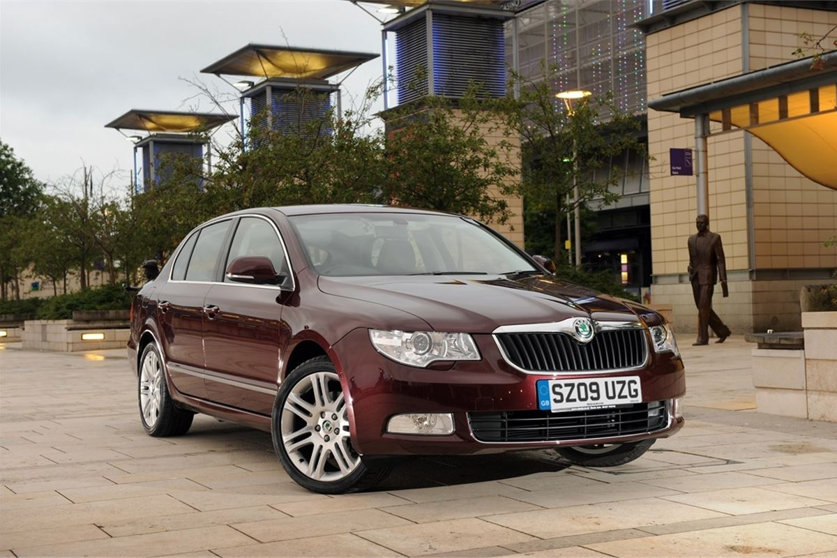 Review Skoda Superb 2008 2015 Honest John