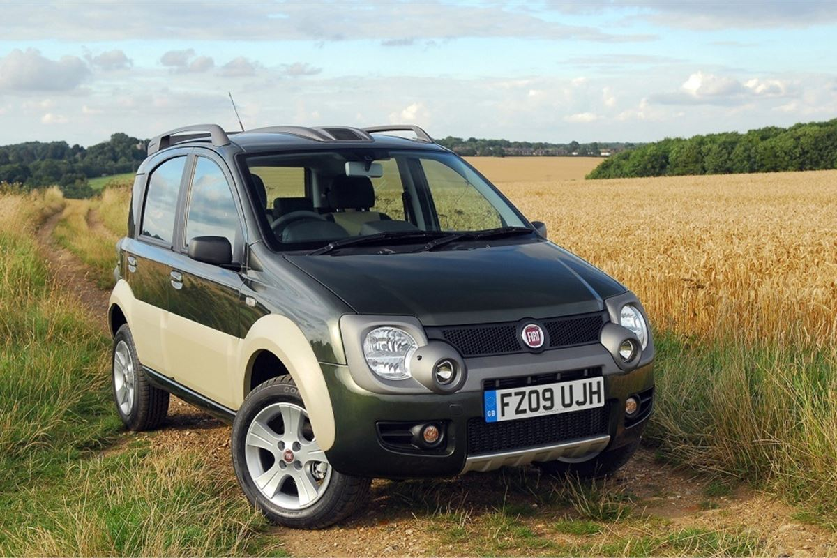 Review Fiat Panda 4x4 2005 2012 Honest John