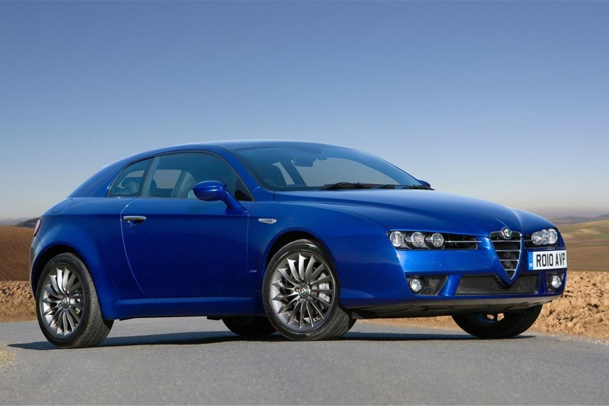 Car Selling Websites >> Alfa Romeo Brera 2005 - Car Review | Honest John