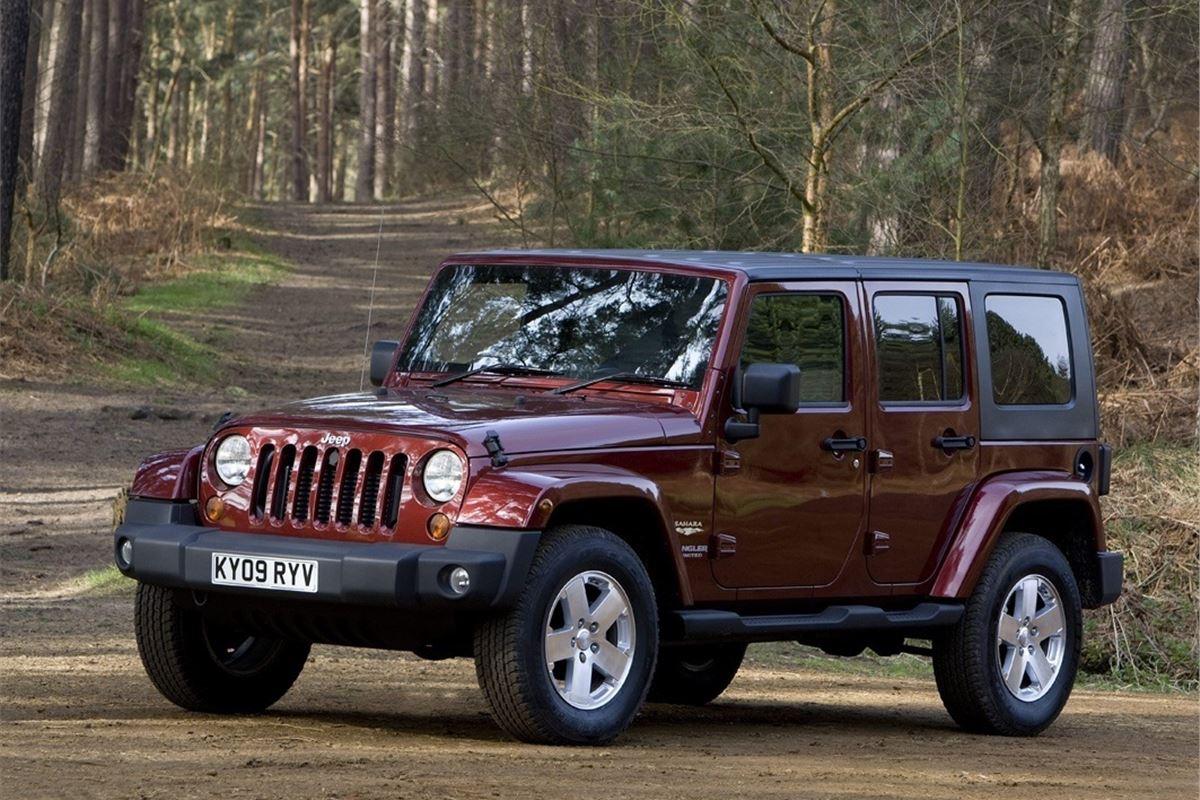 jeep wrangler 2007 car review honest john. Black Bedroom Furniture Sets. Home Design Ideas