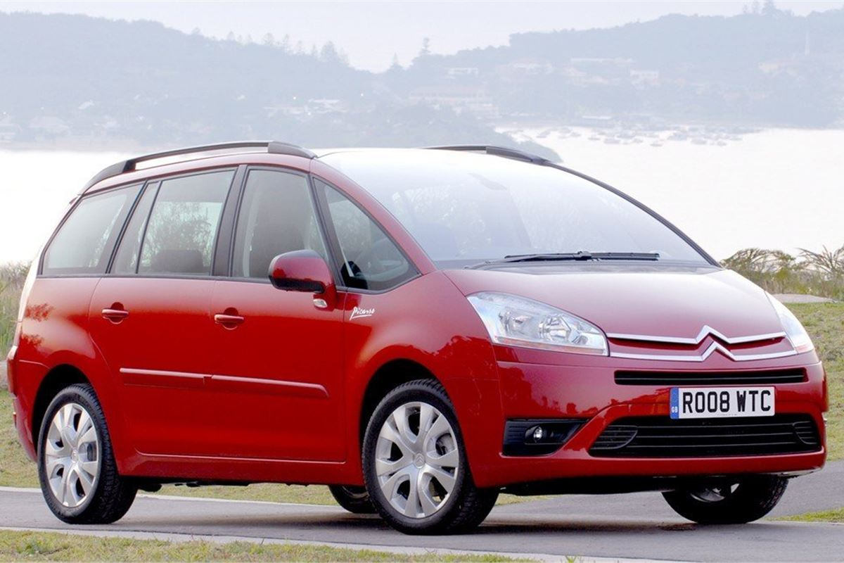 Citroen c4 grand picasso 2007 car review honest john - Specchio retrovisore citroen c4 picasso ...