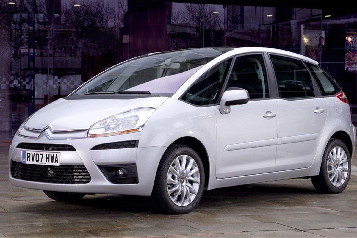 Citroen c4 picasso 2007 car review honest john - Specchio retrovisore citroen c4 picasso ...