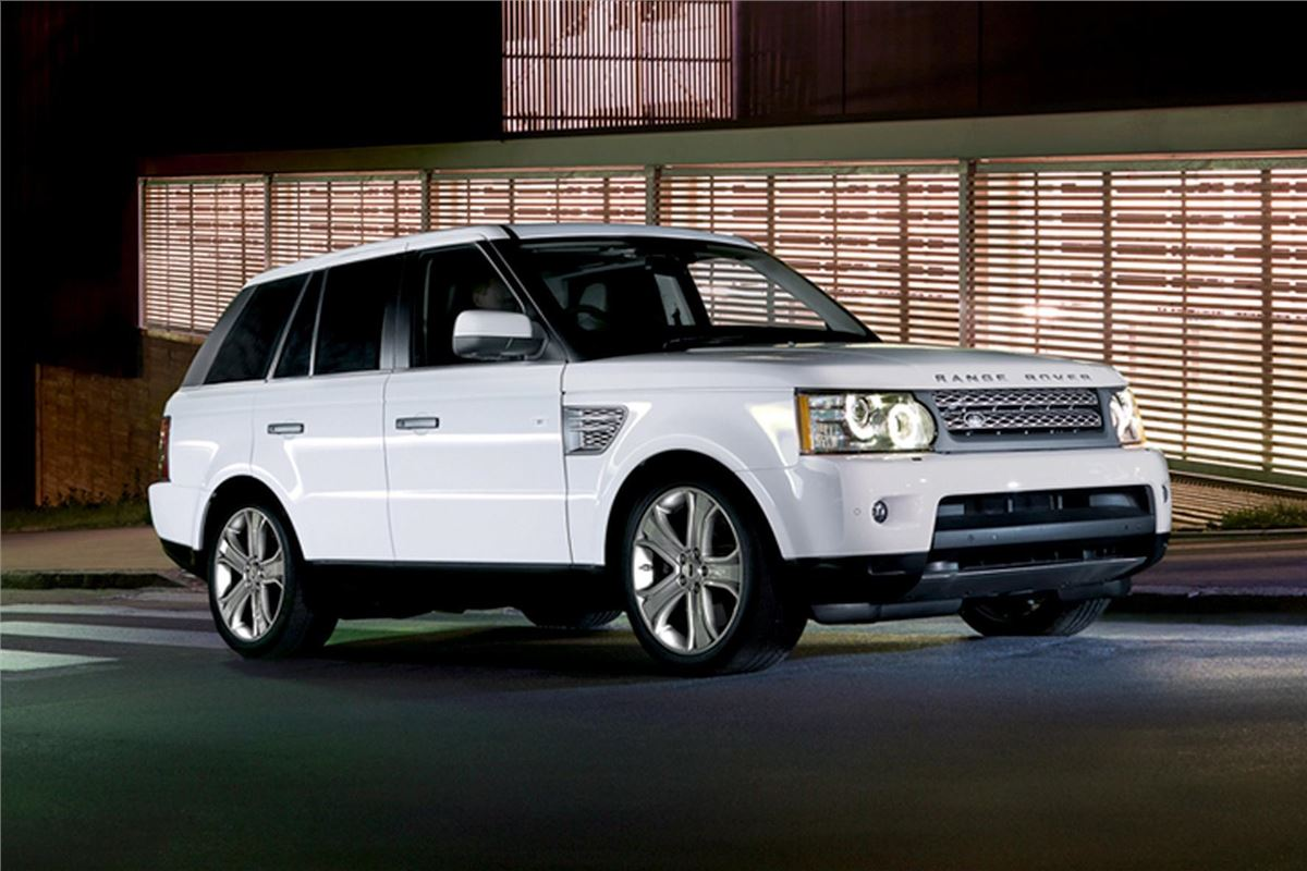 Land Rover Range Rover Sport 2005 Car Review Honest John