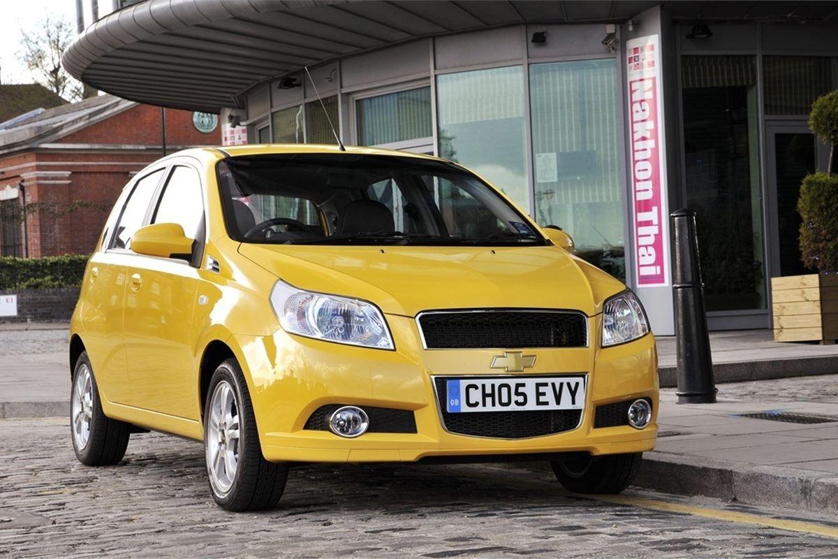 Chevrolet Aveo 2008 - Car Review