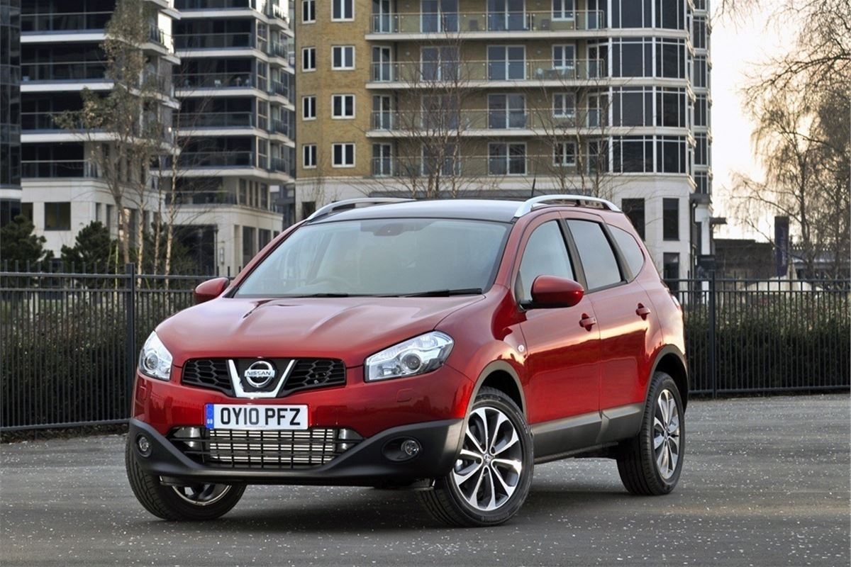 nissan qashqai 2 2008 car review honest john. Black Bedroom Furniture Sets. Home Design Ideas