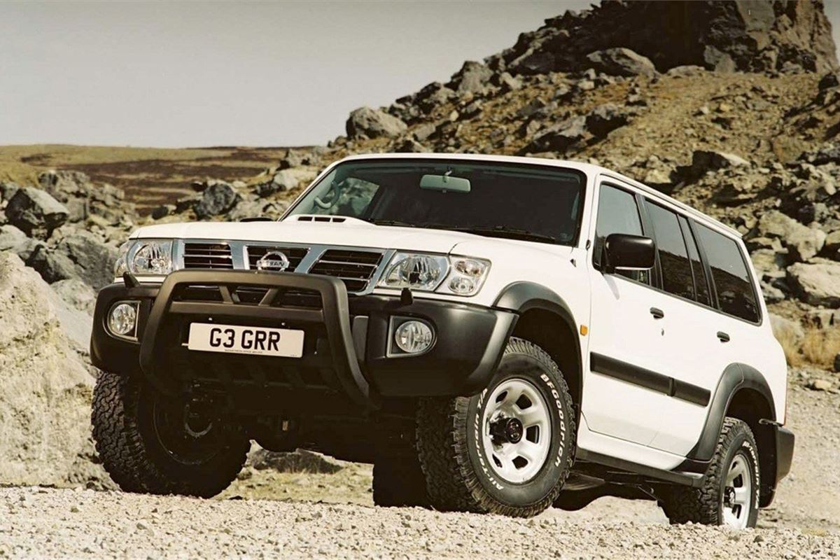 Nissan Patrol on Ford 4 6 Engine Problems