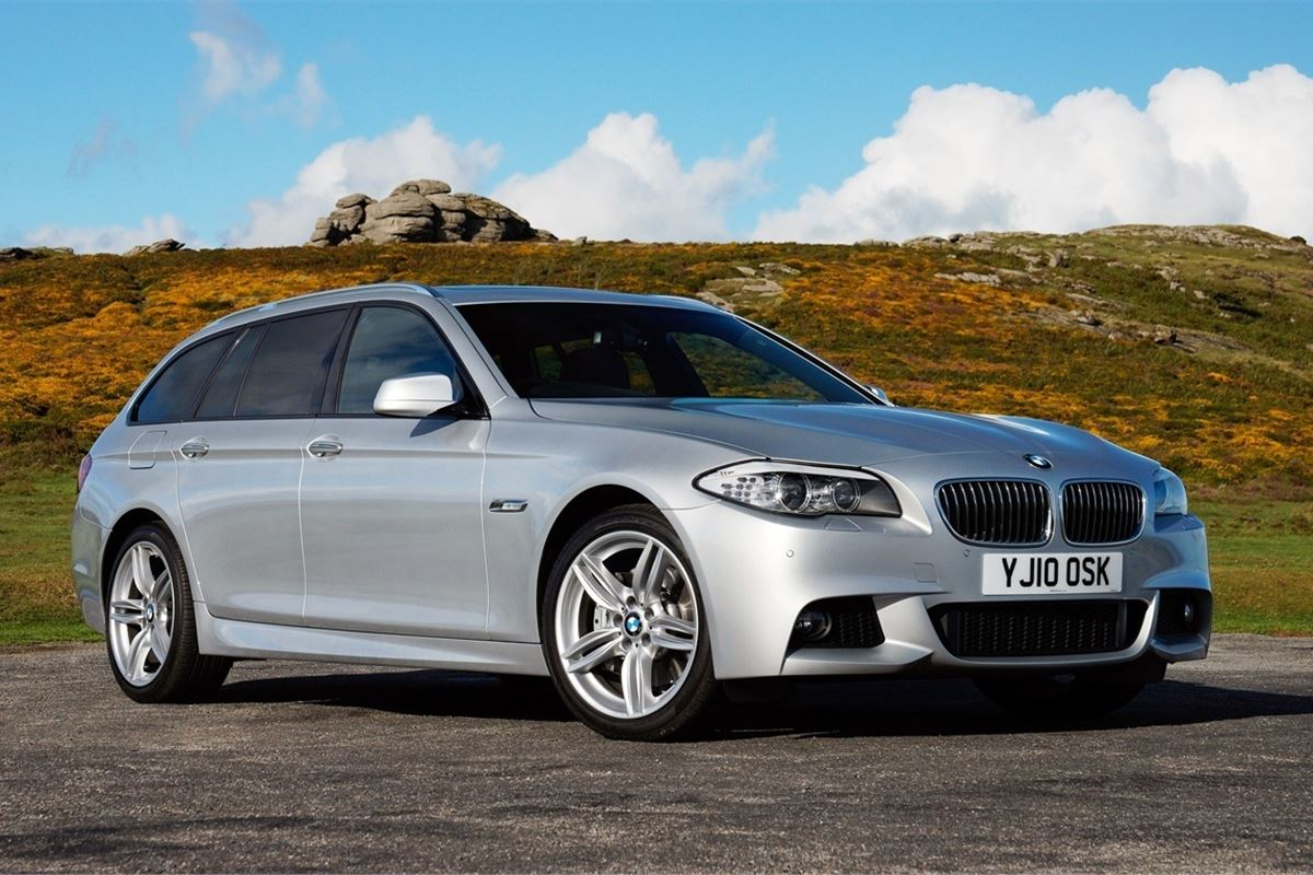 BMW 5 Series Touring 2010 - Car Review