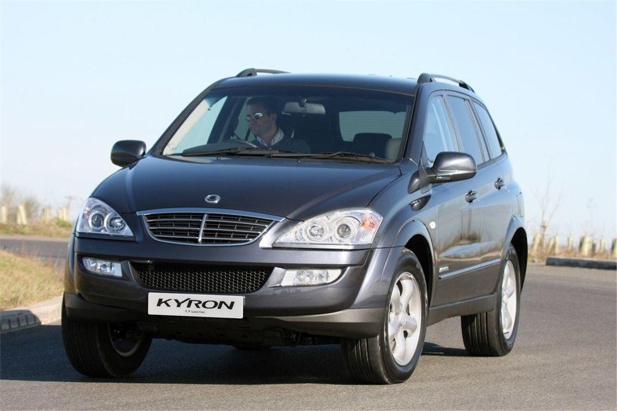 Ssangyong Kyron 2006 Car Review Honest John
