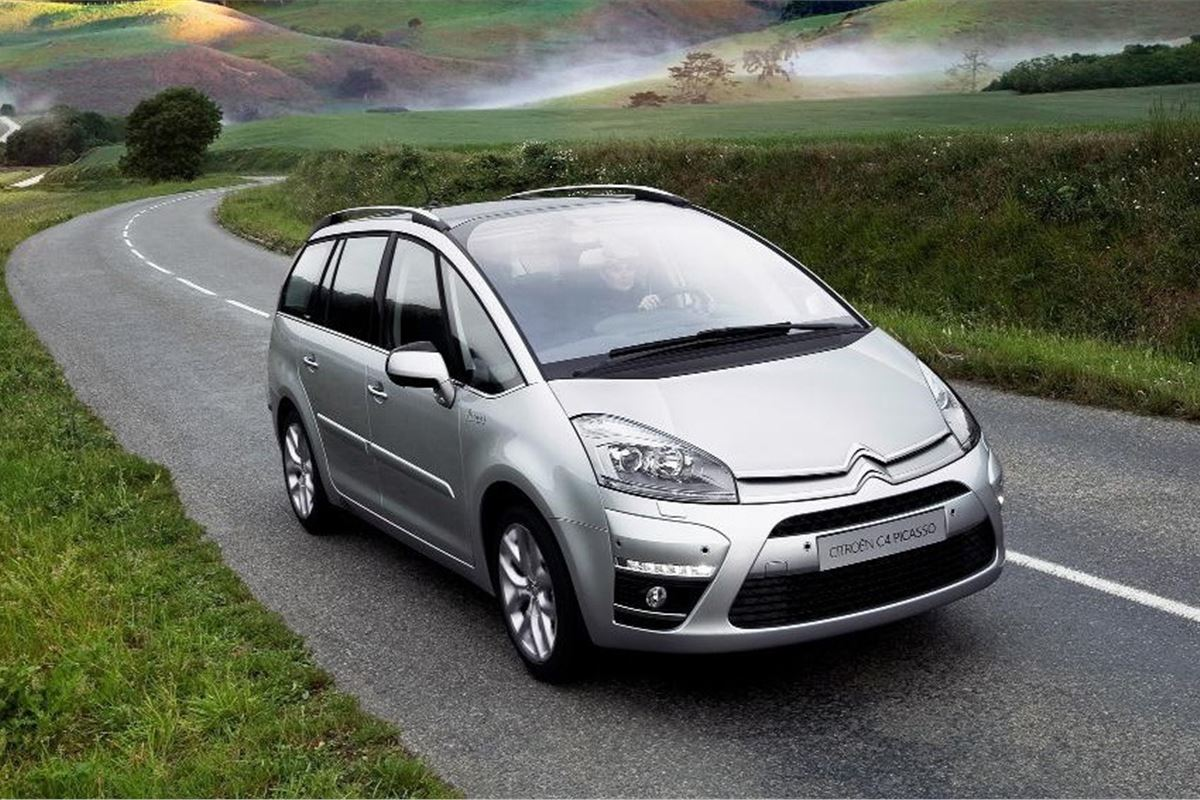 citroen revises c4 picasso and grand picasso motoring news honest john. Black Bedroom Furniture Sets. Home Design Ideas