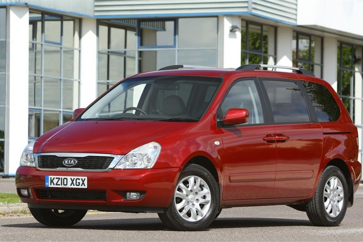 Kia Sedona 2006 Car Review Honest John
